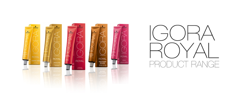 IGORA ROYAL PRODUCT RANGE