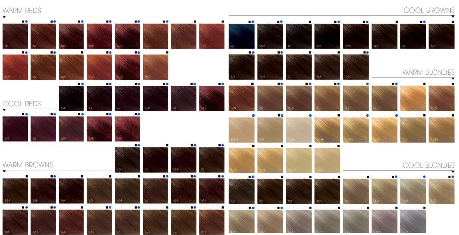 Majirel colour chart - Http Jozelle Com Au Images Goldwell Color Chart Jpg